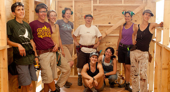 Hammerstone School Carpentry For Women Trumansburg Ny